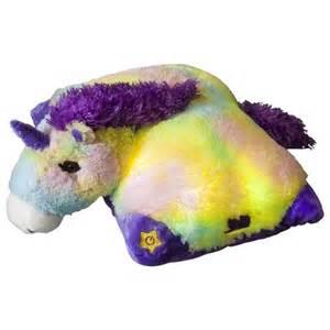 pillow pets glow pets unicorn target