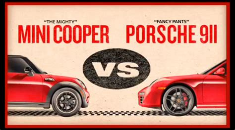 Mini V Porsche by Ausmotive 187 Mini V Porsche