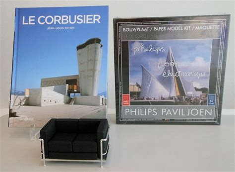 le corbusier the complete buildings books le corbusier building model philips pavilion book