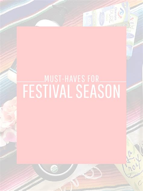 Your Must Haves For The Season by Must Haves For Festival Season Venus Trapped In Mars