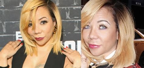 Change Hair Type With Surgery by T I S Tameka Tiny Harris Gets New Procedure To