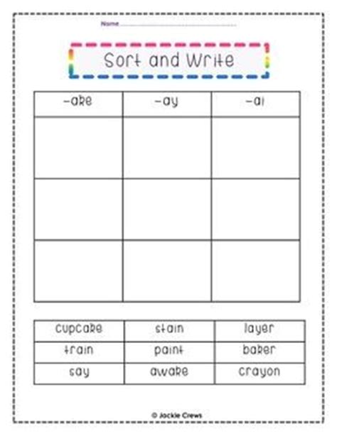 vce pattern words list 17 best images about long vowels on pinterest the long