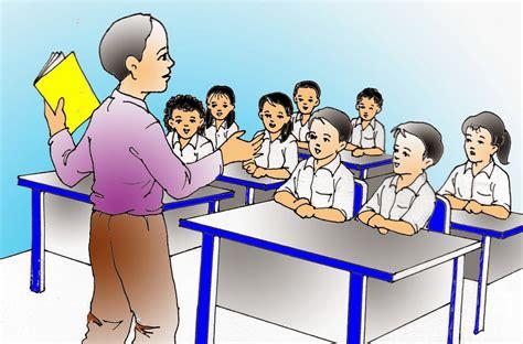 gambar kartun siswa berdoa bestkartun