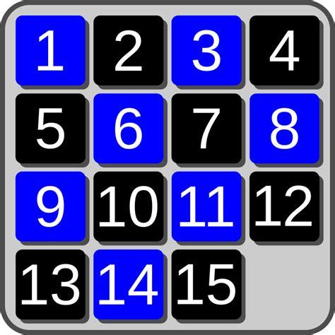 clipart numeri clipart gioco dei numeri