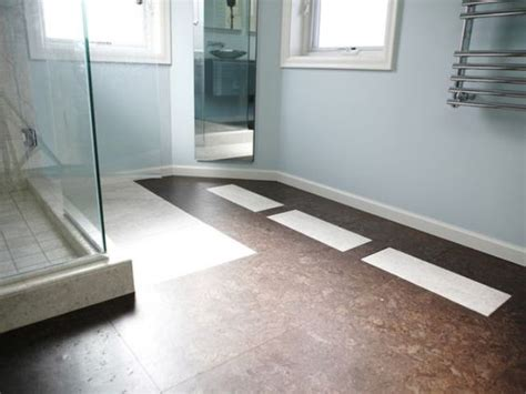 cork flooring bathroom 32 cool cork flooring ideas for maximum comfort digsdigs