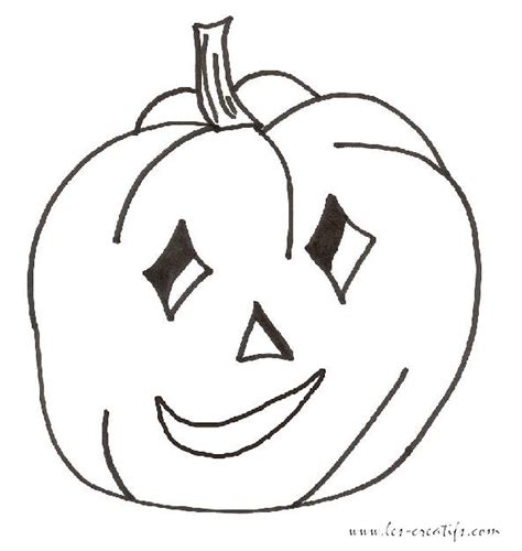 free coloring pages of pumpkin cross