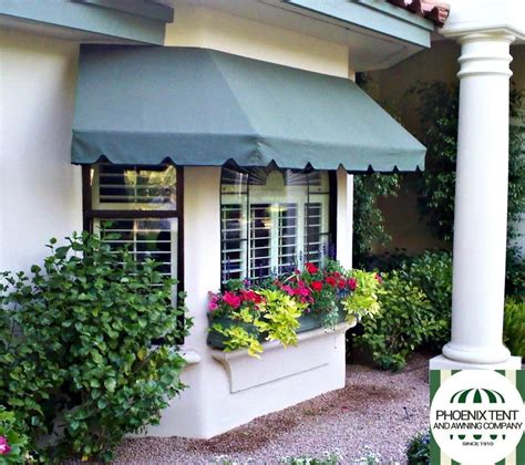 Bay Window Awning by Bay Window Awnings Add Great Architectural Interest To