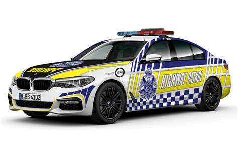 bmw  confirmed  latest victoria police highway