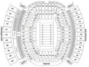 Jacksonville Jaguars Seating Jacksonville Jaguars Seating Chart Everbank Field Seat Views