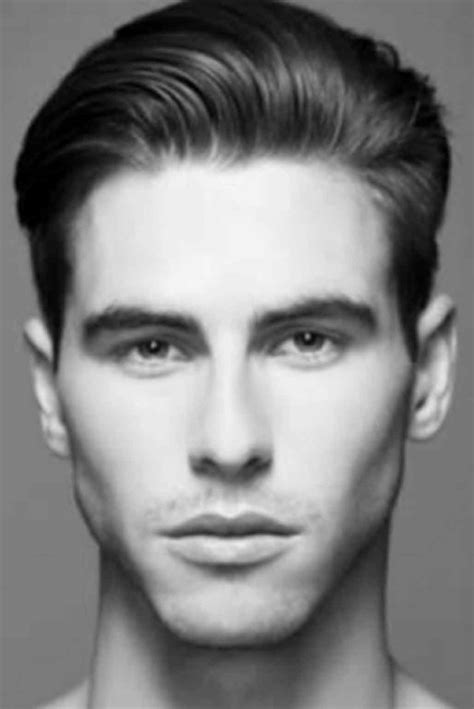 angular chin best hairstyles which face shape are you men s style australia