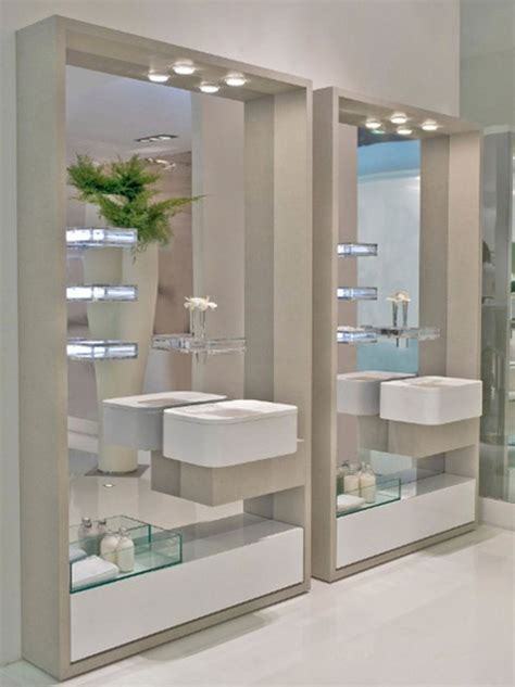 Bathroom Accessories Shelves Bathroom Luxury Wall Mounted Bathroom Glass Shelves Design Ideas Glass Vanities Floating