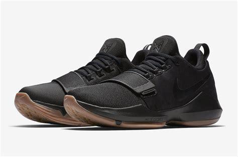 Pg1 Whiteblack nike pg 1 black gum 878628 004 release date sneakerfiles