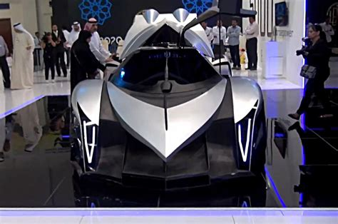 devel sixteen devel sixteen claims 5 000 hp 348 mph top speed video