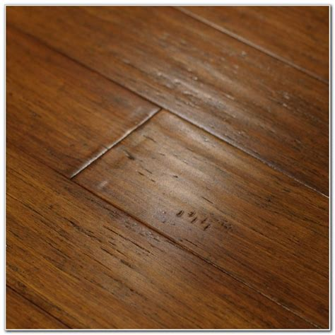 scraped bamboo flooring home depot flooring