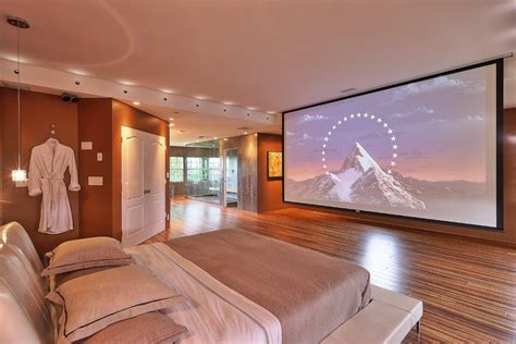 Home Movie Room Decor Awesome Bedrooms Bedroom Contemporary With Neutral Colors
