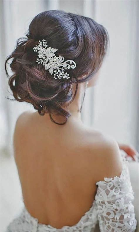 fashion forward hair up do 30 wedding hairstyles romantic bridal updos wedding