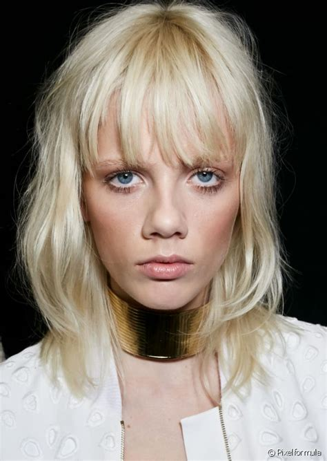 lob hairstyles with fringe 3 short hairstyles rocking this summer the vanilla room