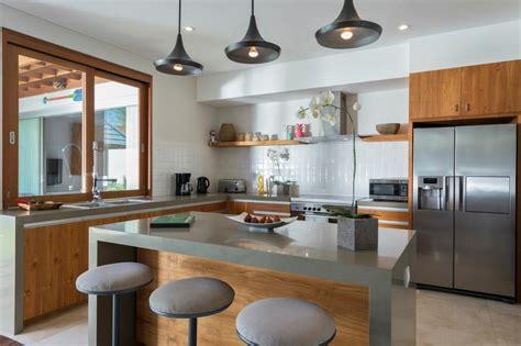 Balinese Kitchen Design Teak Kitchen Cabinetry Teak Bali