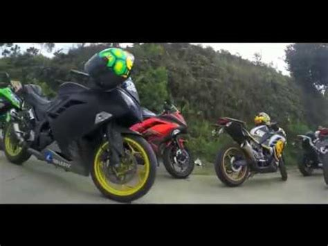 alvinmotovlog owner club kawasaki 250 fi indonesia