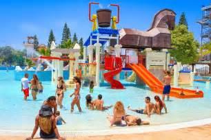 Water World Waterworld Themed Waterpark Ayia Napa Cyprus