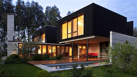 architectural house modern architecture homes 1727
