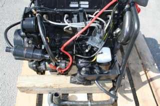 barrel carb  marine engine aqc volvo penta