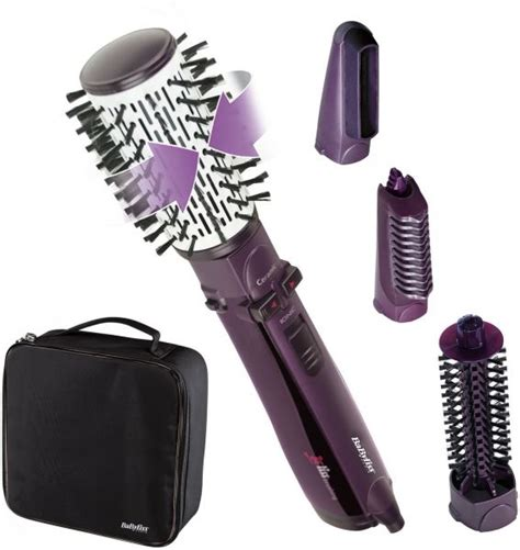 Babyliss Hair Dryer Attachments souq babyliss 2736e beliss brushing rotating brush 4
