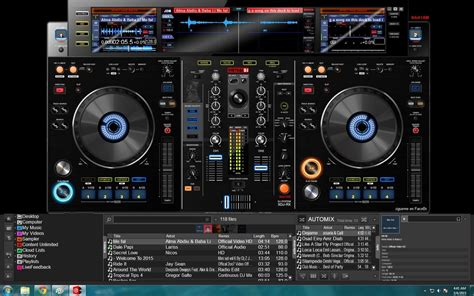 download mp3 dj virtual virtual dj 5 skins and effects