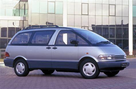 Previa Toyota Toyota Previa 1992 1993 1994 1995 1996 1997 1998