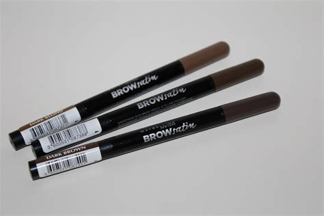 Kosmetik Maybelline New York maybelline new york brow satin blond medium brown brown der makeup