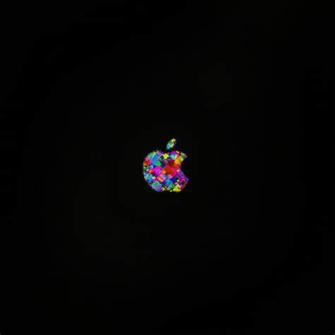 wallpaper apple event ah60 apple event logo art dark minimal