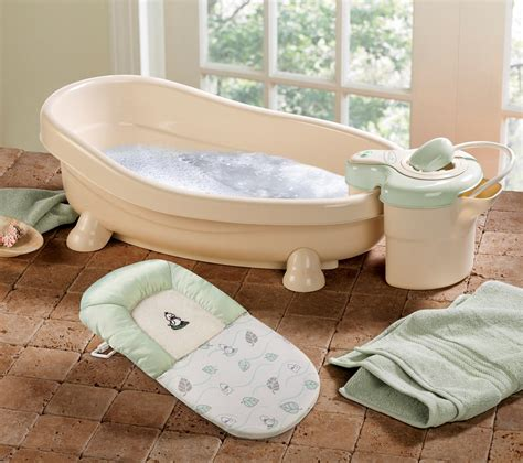 baby bath tub with shower summer infant soothing spa and shower baby bath equipment