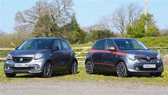 Renault Smart Renault Twingo Gt V Smart Forfour Brabus Review