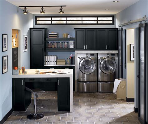 Laundry Room Cabinets In Black Kitchen Craft Cabinetry Where To Buy Laundry Room Cabinets