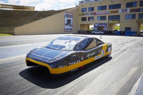 Solar Powered Cruise Cars Use The Sun On The Golf Course by Solar Car