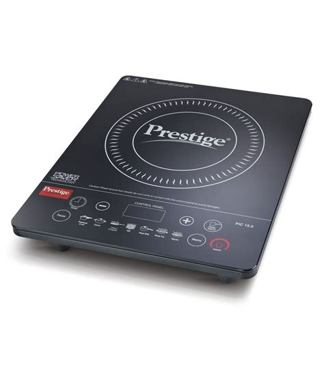 induction cooker prestige price list prestige pic 15 0 induction cooktop price in india buy prestige pic 15 0 induction cooktop