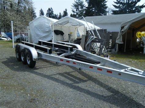 used 27 foot boat trailer for sale spanaway wa in stock new 2018 triple axle 12 600