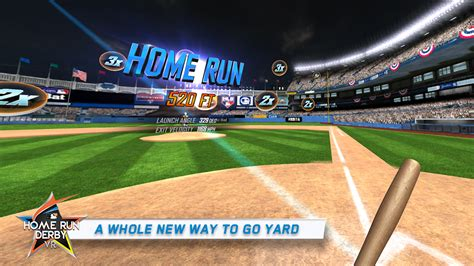 mlb home run derby vr android apps on play