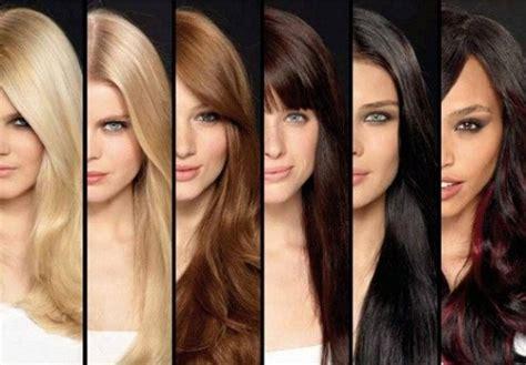 Modelos De Colores Para Cabello | colores para el pelo 60 fotos
