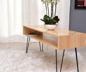 creative diy table legs 13 creative diy table designs for all styles and tastes