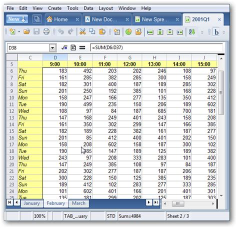 Lotus Spreadsheet Free by Ibm Lotus Symphony Is A Free Alternative To Ms Office