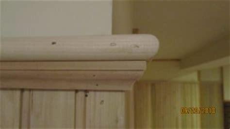beadboard cap installing beadboard a concord carpenter