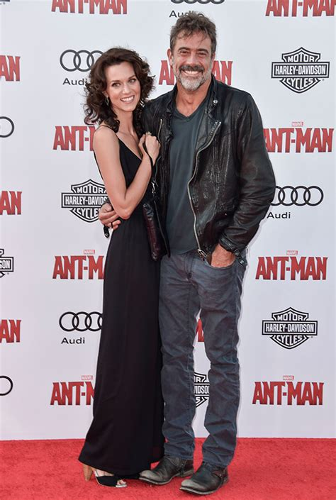 who is jeffrey dean married to image gallery hilarie burton husband