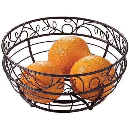 interdesign twigz fruit basket for kitchen countertops