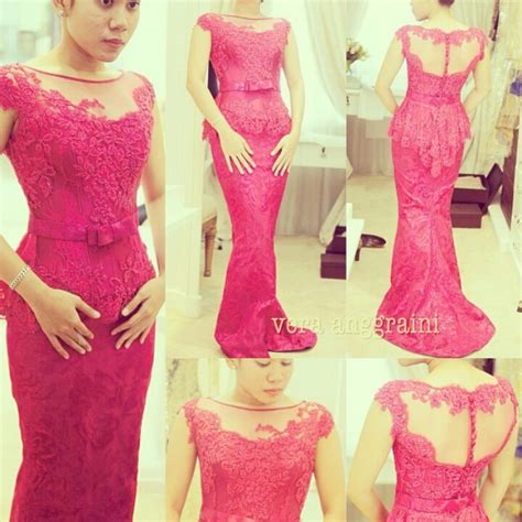 Batik Rahayu Top pretty in pink kebaya by house of vera kebaya