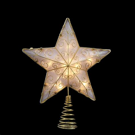 novelty lights and lighted tree toppers giant ksa gold