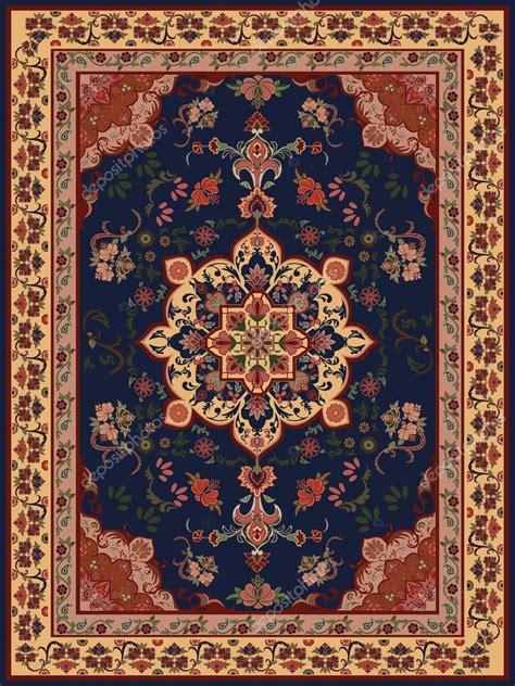 carpet design � stock vector 169 artstyle 8080823
