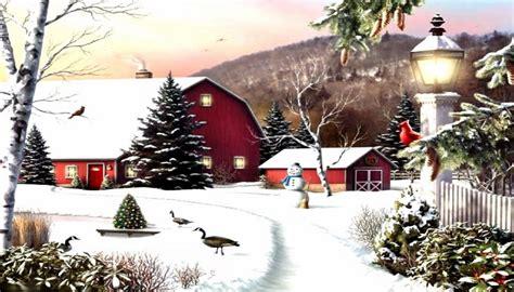 imagenes navideñas naturales disfruta de estas fotos de paisajes nevados de navidad