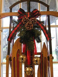 how to decorate sled 1000 images about antique sled decorating on sled antiques and antique trunks