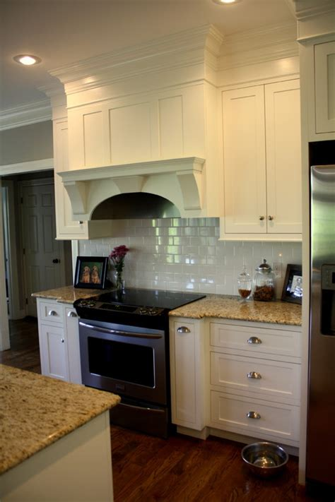 Crown Moulding Above Kitchen Cabinets by Cottage And Vine Kitchen Soffit Solutions